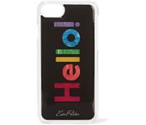 + Goo.ey Hello Iphone-hülle aus überzogenem Acryl