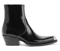 Tex Chiara Ankle Boots aus Glanzleder