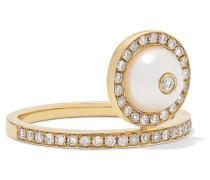 Solitaire Ring aus 18 Karat