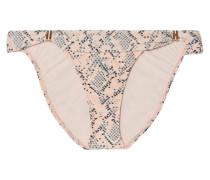 Nusa Bia Verziertes Bikini-höschen