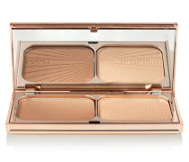 Filmstar Bronze & Glow – Fair To Medium – Puder-duo