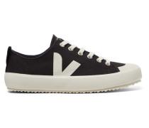 + Net Sustain Nova Sneakers aus Biobaumwoll-canvas