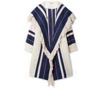 Mantel aus einer Baumwollmischung