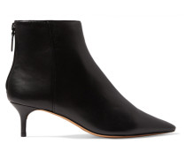 Kittie Ankle Boots aus Leder