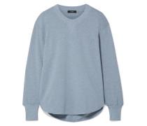 + Net Sustain Sweatshirt aus Biobaumwoll-jersey