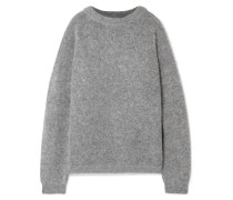 Dramatic Strickpullover in Oversized-passform