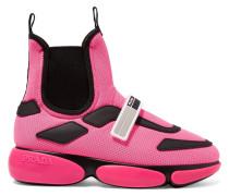 Cloudbust High-top-sneakers aus Mesh