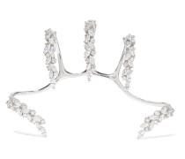 The Claw Handspange aus 18 Karat  mit Diamanten