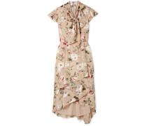 Lavenia Kleid aus Devoré-chiffon