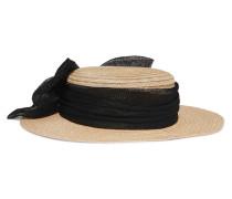 Brigitte Hut aus einer Hanfmischung