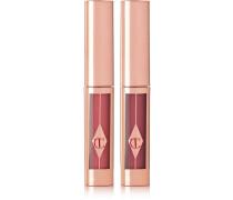 Hollywood Lips Set – Set aus Zwei Flüssigen Lippenstiften