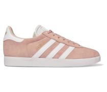 Gazelle Sneakers aus Veloursleder und Leder