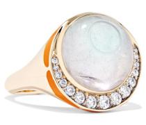 Svadhisthana Ring aus 18 Karat