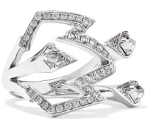 Lady Stardust Ring aus 18 Karat  mit Diamanten