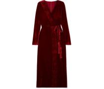 Aly Kleid aus Samt