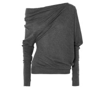 Pullover aus einer Kaschmir-seidenmischung