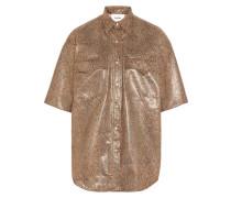 Seymour Hemd aus Veganem Leder