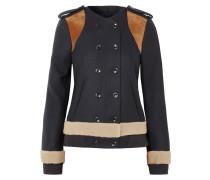 Jacke aus Filz aus einer Wollmischung