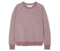 The College Sweatshirt aus Jersey