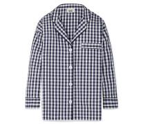 Marina Pyjama-hemd aus Baumwolle