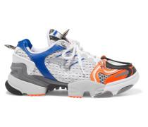+ Reebok Spike Runner 400 Sneakers aus Mesh