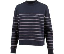 Philomena Think On Stripes Sweatshirt Damen