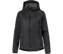BAFFLE MIX Softshelljacke Damen