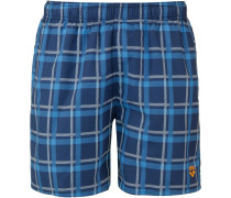 Devon checks Badeshorts Herren