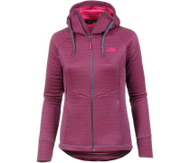 HIKESTELLER MD Fleecehoodie Damen
