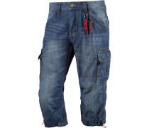 Miles 3/4-Jeans Herren