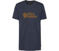 Logo T-Shirt M Printshirt Herren