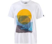 Wasser T-Shirt Herren