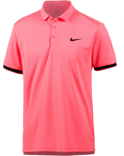 Dry Team Tennis Polo Herren