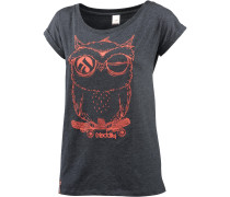 Skateowl 2 T-Shirt Damen