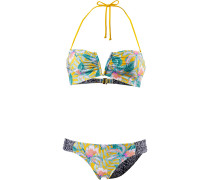 Tropic Tribe Bikini Set Damen