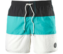 Cross Step Badeshorts Herren