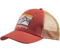 Line Logo Ridge Lopro Trucker Cap