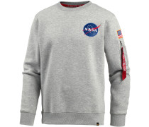 NASA Sweatshirt Herren
