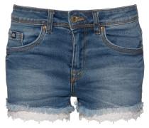 Denim Lace Hot Jeansshorts