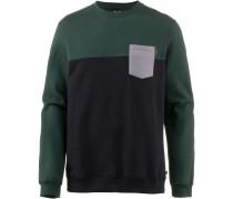 Block Pocket Sweatshirt Herren