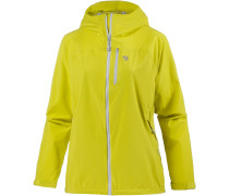 Stretch Ozonic Kapuzenjacke Damen