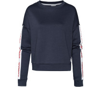 Linear Sweatshirt Damen