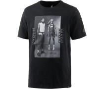 M JSW TEE MARS BLK PHOTO T-Shirt Herren
