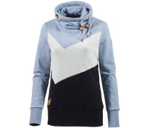 VIOLA BLOCK Sweatshirt Damen