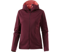 Ultimate V Hoody Softshelljacke Damen