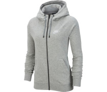 Essential Sweatjacke Damen
