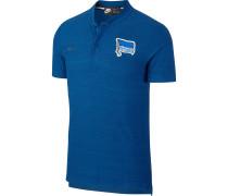 Hertha BSC Poloshirt Herren