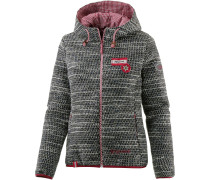 Kreuzspitze Strickfleece Damen