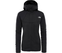 Inlux Wool Fleecehoodie Damen