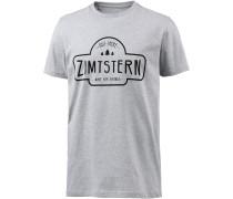 Ruztic Printshirt Herren